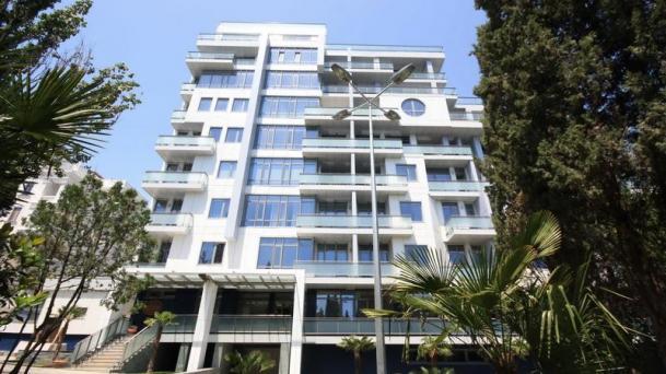 3х комнатные апартаменты на берегу моря в г.Алушта.