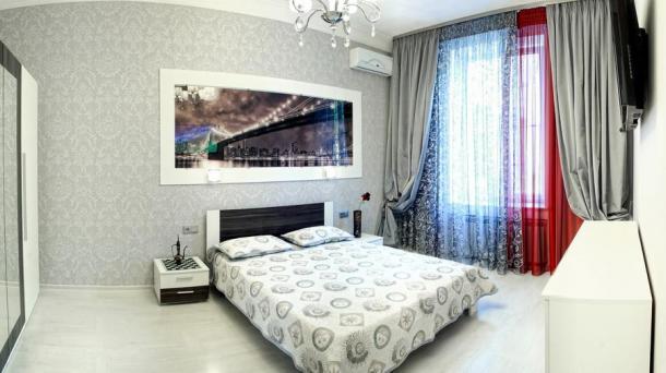 Премиум-квартира в Сердце Севастополя с джакузи,собственник.