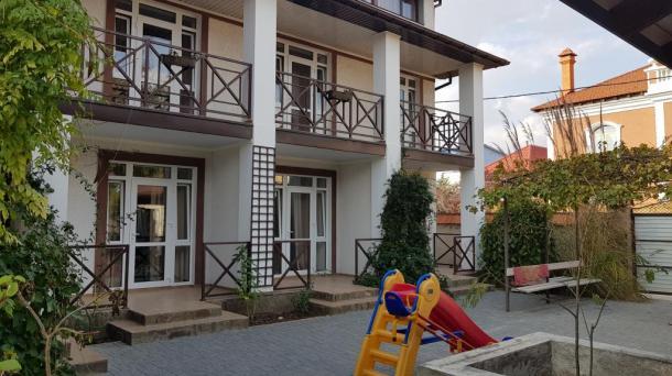 Гостевой дом на ул. Санаторской