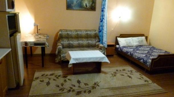 Однокомнатная квартира на земле ул. Красноармейская 17